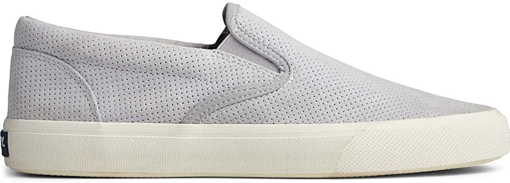 Sperry Men's Striper Plushwave Slip on Sneaker
