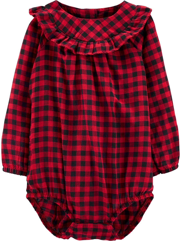 Osh Kosh Baby Girls Knit Bodysuit