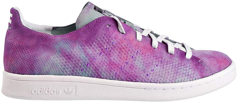 adidas Pharrell Williams HU Holi Stan Smith MC Mens Shoes Chalk Coral/White da9612