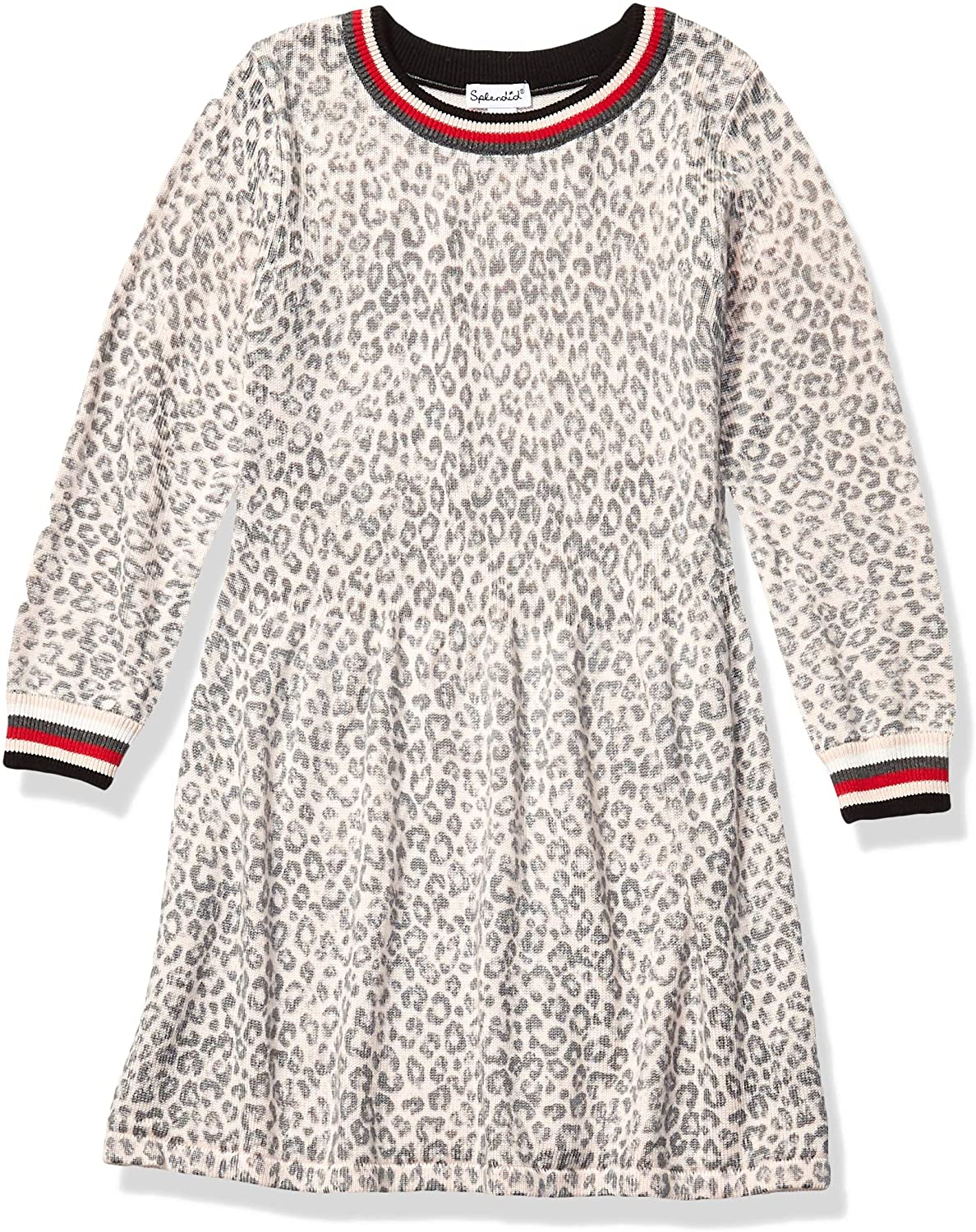 Splendid Girls' Little Long Sleeve Dress