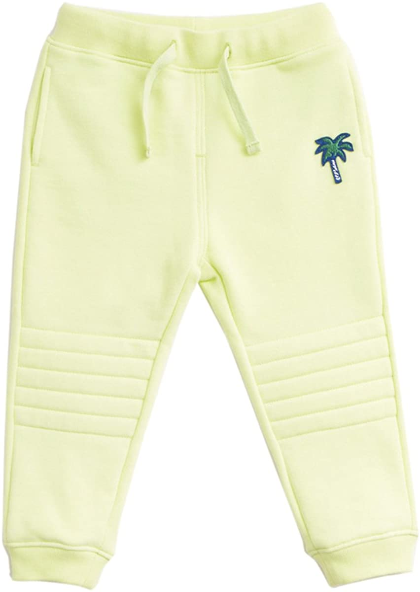 marc janie Baby Toddler Boys' Elastic Pants Infant Sport Jogger