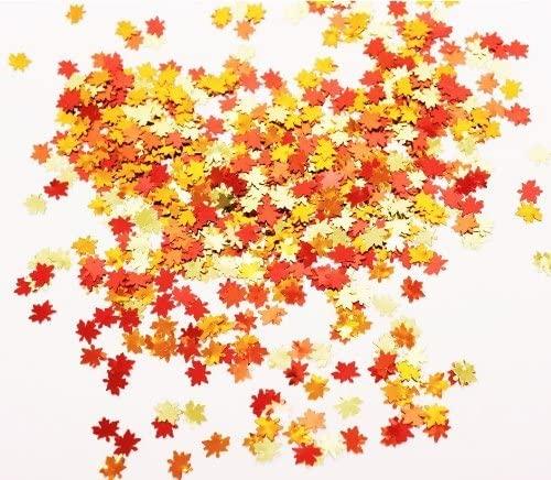 Creative Converting Fall Leaves Confetti (2-Pack)