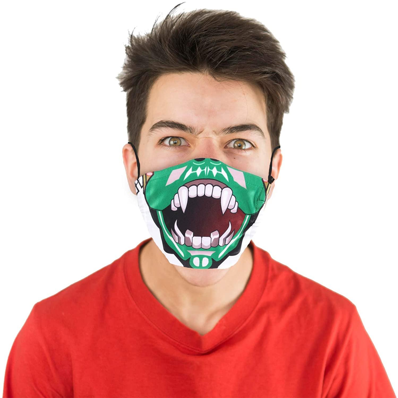 Muellery Halloween Face Mask Children Reusable Cover Cute Shield DN1053