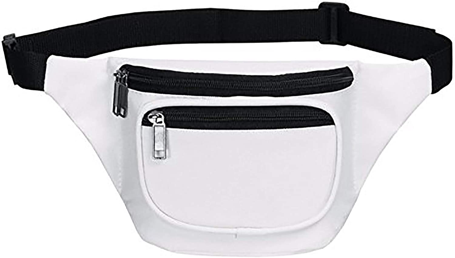 Fanny Pack, BuyAgain Quick Release Buckle Travel Sport Waist Fanny Pack Bag