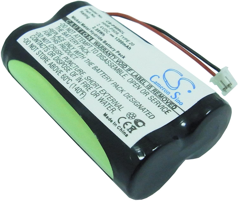 1200mAh Battery Replacement for Uniden EHD1200GB EP-200 EX-A2950 EX-AI2980 EX-I1980 EX-I2920 EX-I376 EX-I3965 EX-I7950 EX-I960 EX-L8900 EX-L8901 EX-L8945 EX-LA8962 EX-LI8962