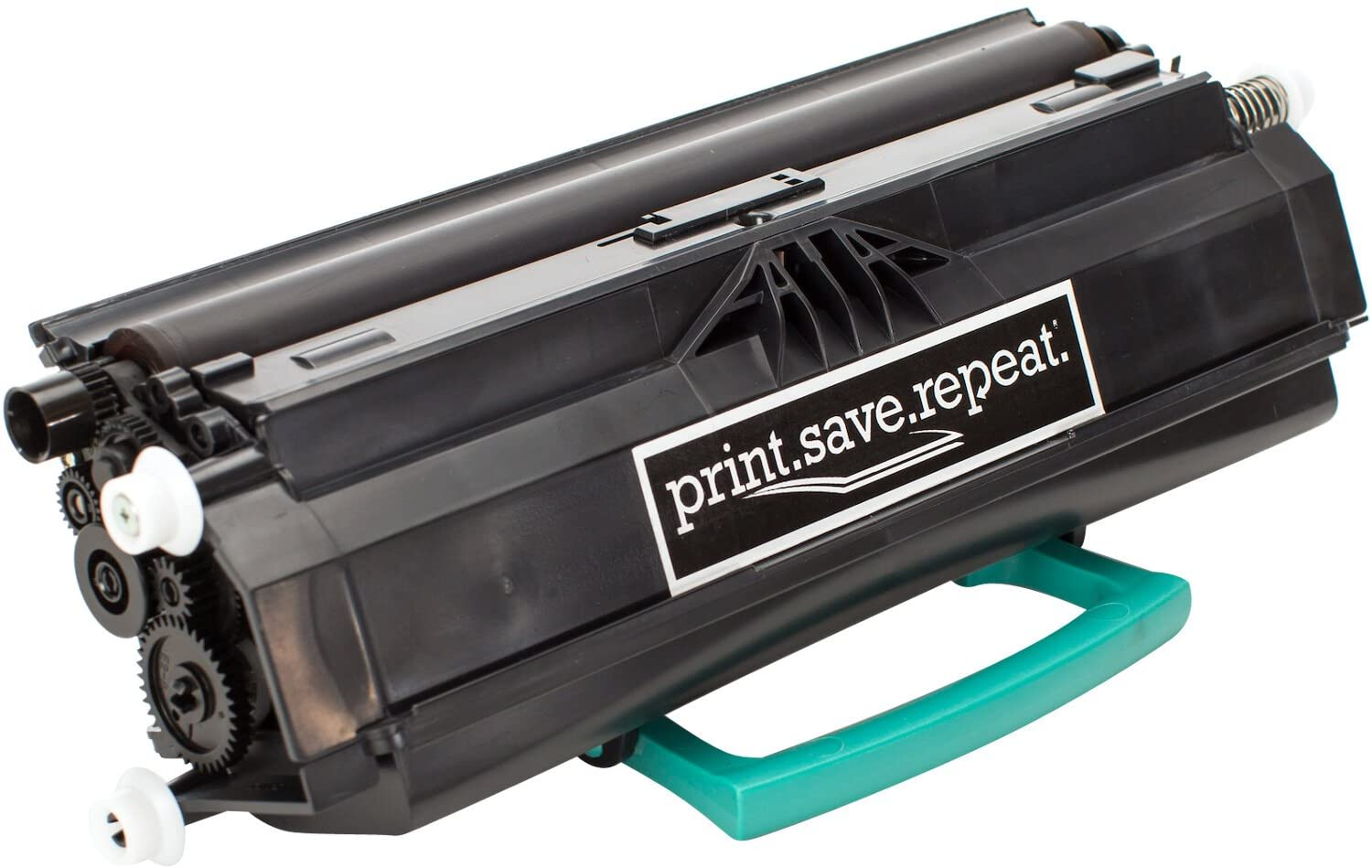 Print.Save.Repeat. Dell RP380 High Yield Remanufactured Toner Cartridge for 1720 [6,000 Pages]