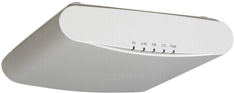 Ruckus Zoneflex R610 Wave 2 Access Point (Smart Wi-Fi 3x3, 802.11ac, BeamFlex, Adaptive Antenna, POE) 901-R610-US00 (Renewed)
