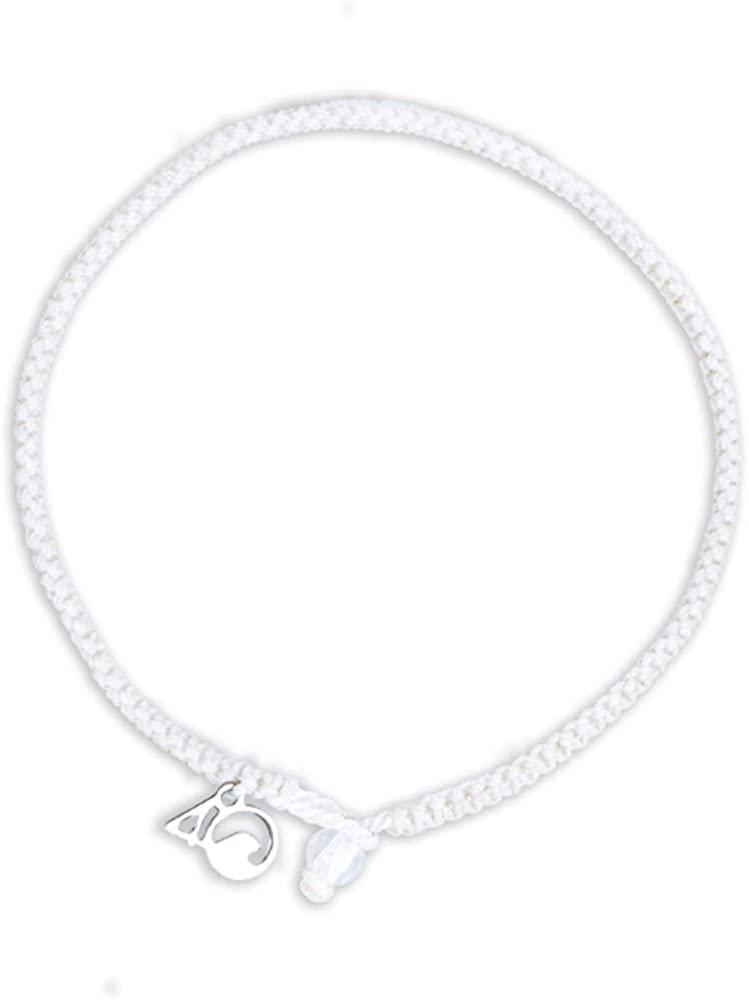 4ocean Polar Bear Braided Bracelet