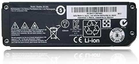 Emaks 061385 Battery 061384 061386 063287 for Bose Soundlink Mini I one/Bose SoundLink Mini Bluetooth Speaker one/Bose SoundLink Mini Bluetooth Speaker I/Bose Mini I (7.4V 17Wh)