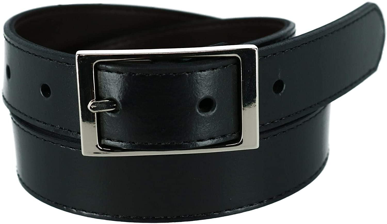 Rogers-Whitley Kids Reversible Center Bar Buckle Belt
