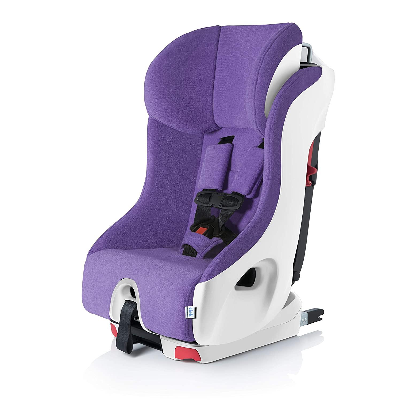 Clek Foonf Convertbile Car Seat, Aura (Crypton C-Zero Performance Fabric)