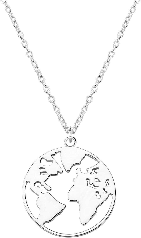 La Soula 925 Sterling Silver Pendant For Women & Girls
