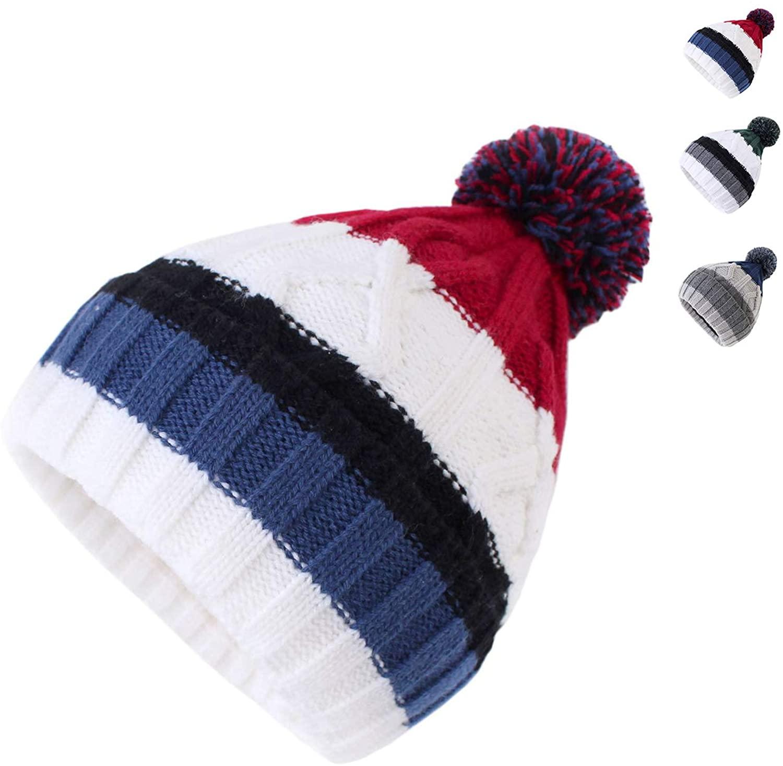 Infant Toddler Baby Unisex Cotton Soft Cute Lovely Newborn Kids Hat Beanies Caps Baby Beanie for Boys Girls