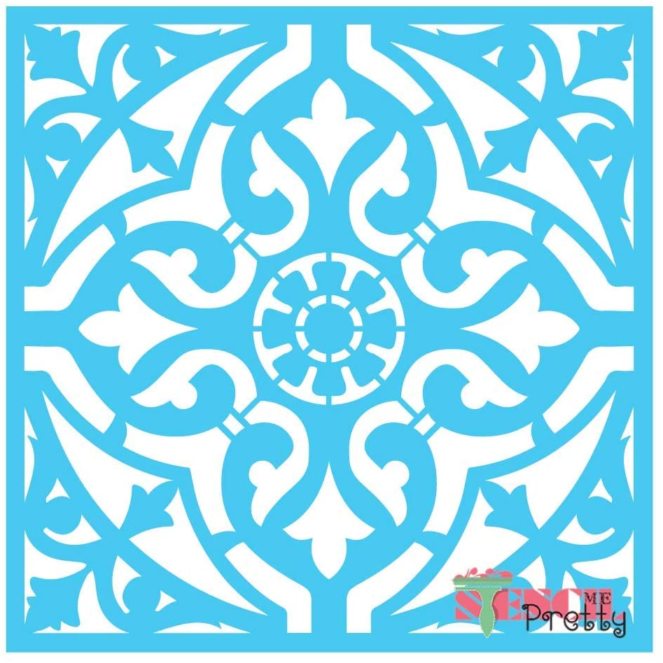 Stencil - Luxe Sunset Hotel Tile-S (8