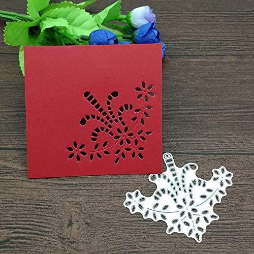 Metal Cutting Dies corner angle flower background Scrapbooking paper craft emboss knife blade punch die cut stencils