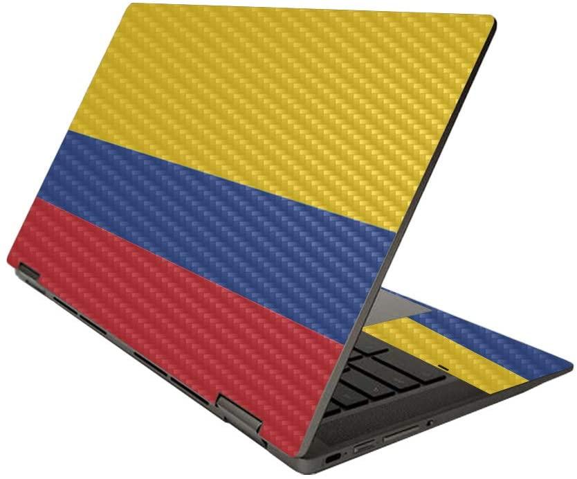 MightySkins Carbon Fiber Skin for HP Chromebook x360 14