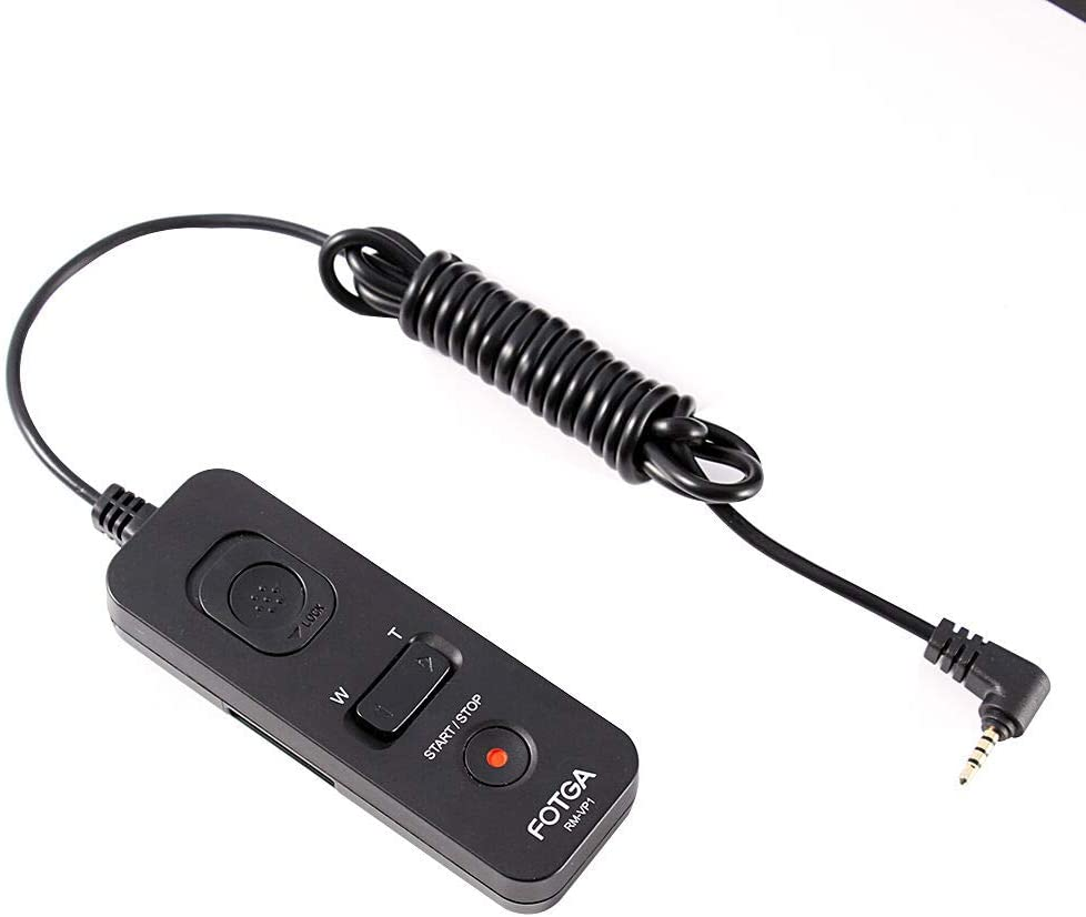 RM-VP1 Remote Shutter Release Cord Cable for Panasonic GH5 GH4 GH3 DMW-RSL1/RS1