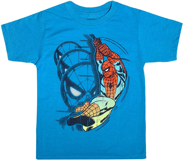 Marvel Amazing Spider-Man Toddler Little Boys T-Shirt
