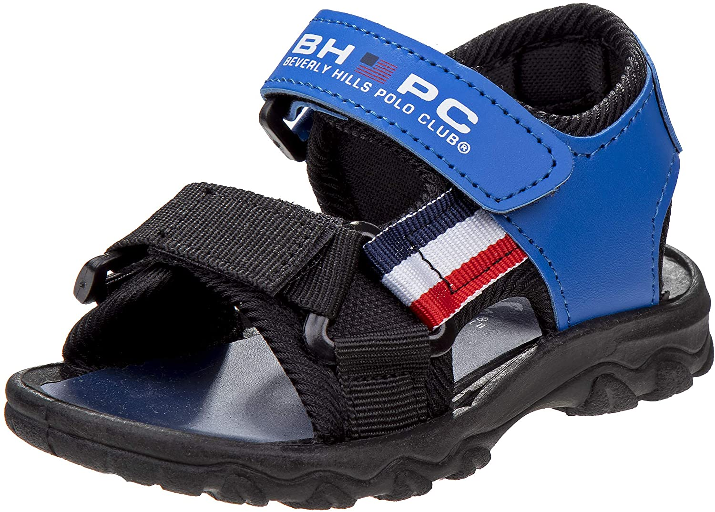Beverly Hills Polo Club Toddler Boys Open Toe Sport Beach Sandals