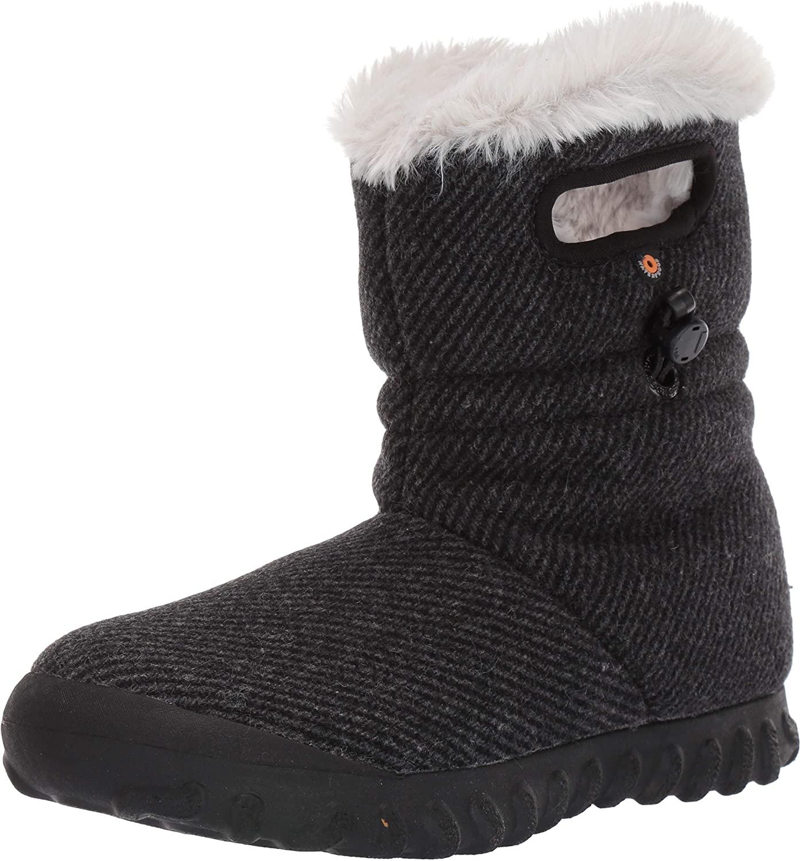 BOGS Women's BMOC Wool Snow Boot