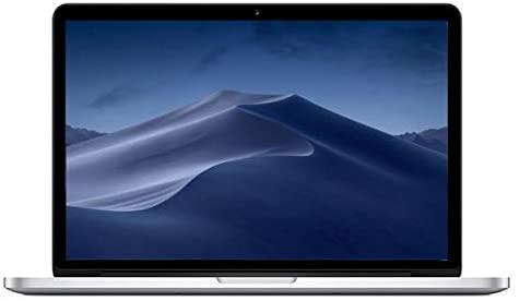 Apple MacBook Pro 13in Core i5 Retina 2.7GHz (MF840LL/A), 8GB Memory, 512GB Solid State Drive (Renewed)