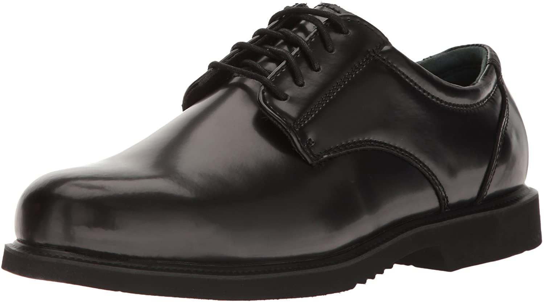 Thorogood Men's Plain Toe Leather Oxford
