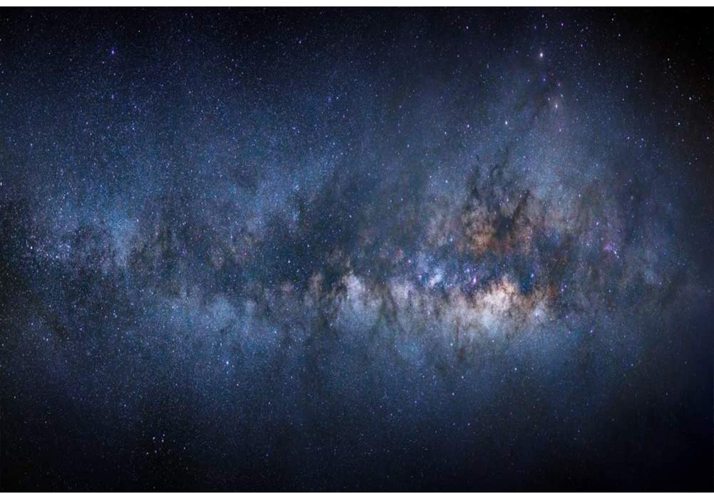 Leyiyi 5x4ft Abstract Space Photography Backgroup Night Starry Sky Personal Party Backdrop YouTube Background Props