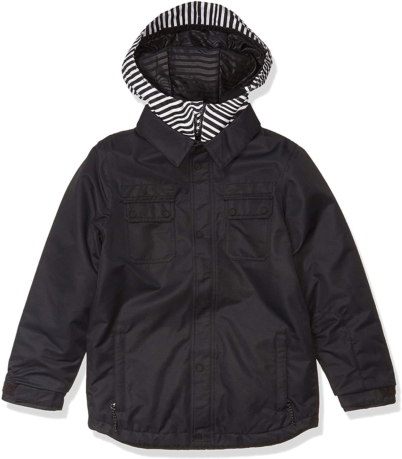 Volcom Boys' Big Neolithic Insulated 2 Layer Shell Snow Jacket