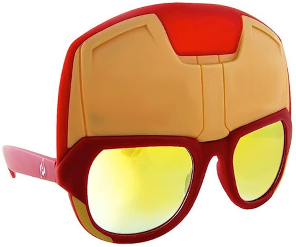 Iron Man Sun-Staches