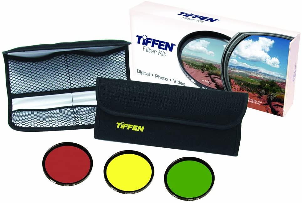 Tiffen 55BWFK 55mm Black and White Filter Kit