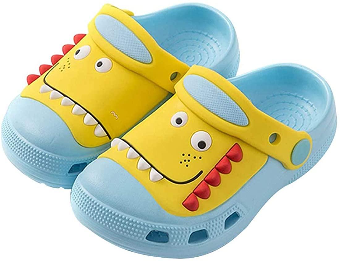 KVbabby Kid's Garden Shoes Girls Cute Clogs Boys Mules Slides Sandals Beach Slipper Water Shoes
