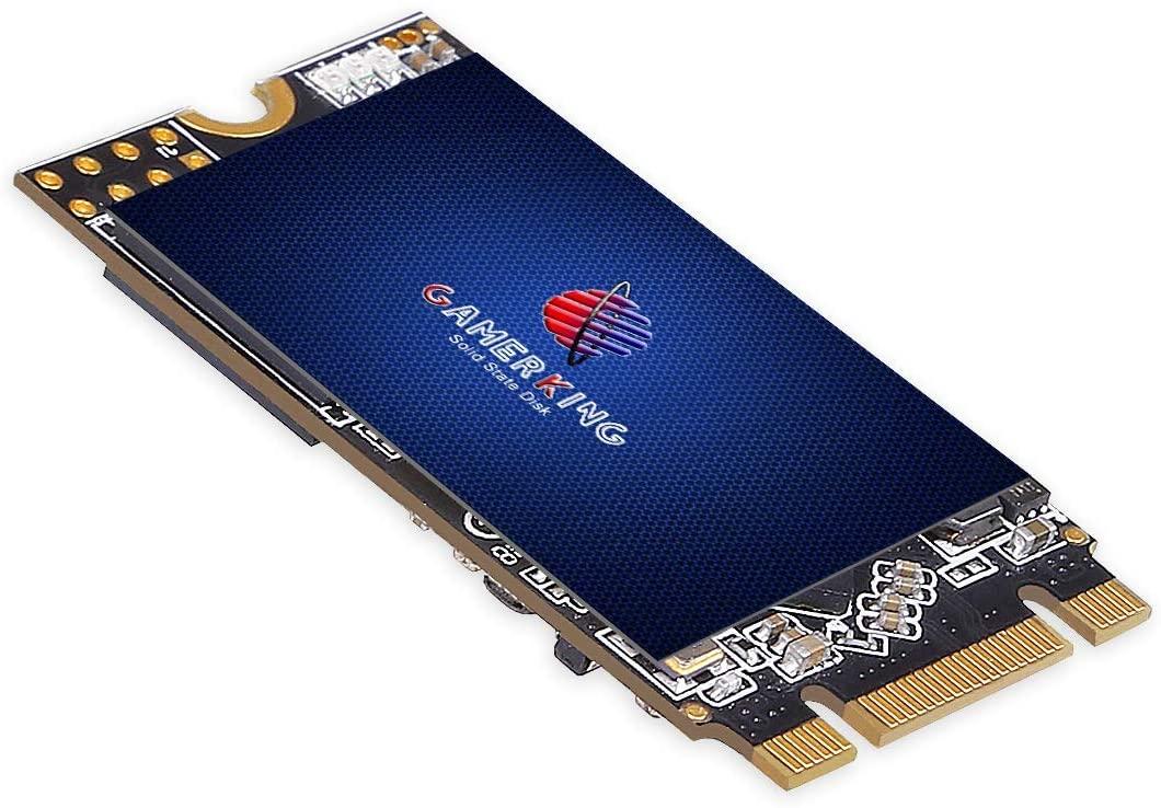 NO NO Gamerking SSD M.2 2242 60GB NGFF Internal Solid State Drive High Performance Hard Drive for Desktop Laptop SATA III 6Gb/s M2 SSD (60GB, M.2 2242)