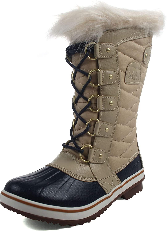 SOREL - Womens Tofino II Waterproof Insulated Winter Boot with Faux Fur Cuff