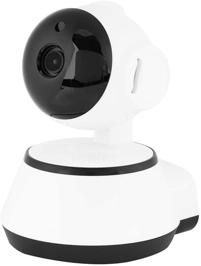 Simlug Baby Monitor, Audio Video Monitor WiFi Wireless Monitor Camera Night Vision Baby Home Viewer Security Camera Pet Camera Nanny Camera