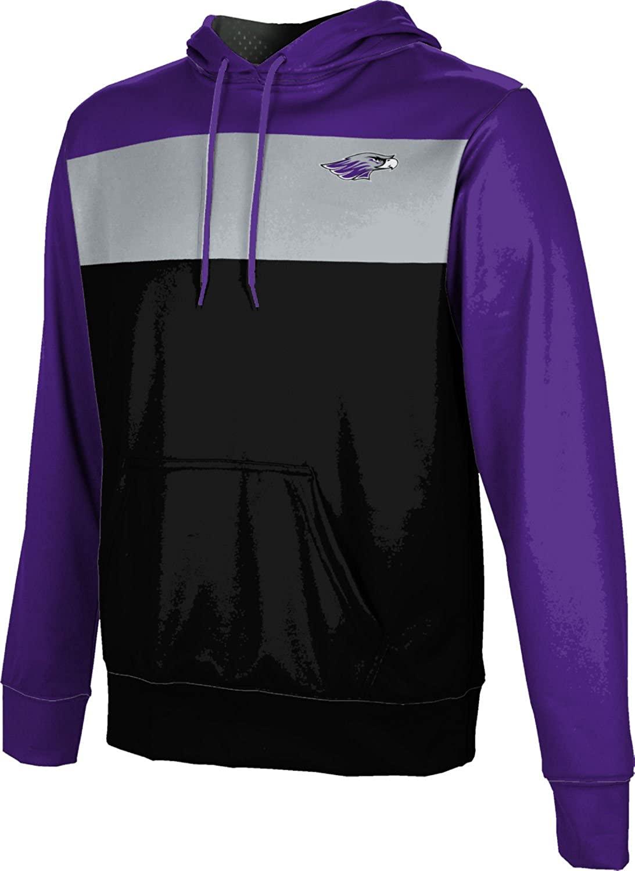 University of Wisconsin-Whitewater College Boys' Pullover Hoodie, School Spirit Sweatshirt (Prime)