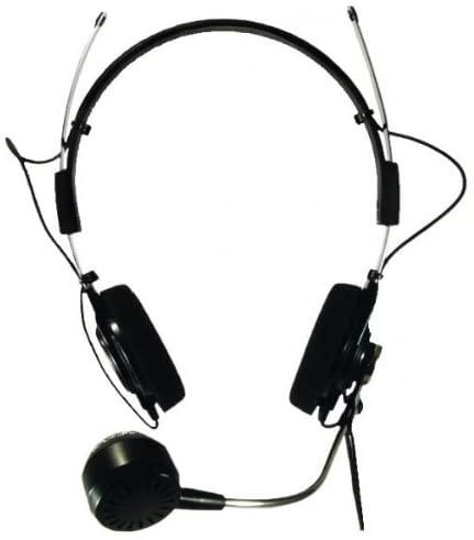 Heil BM-10-iC Headset & Boom mic, Rag-chew, Icom