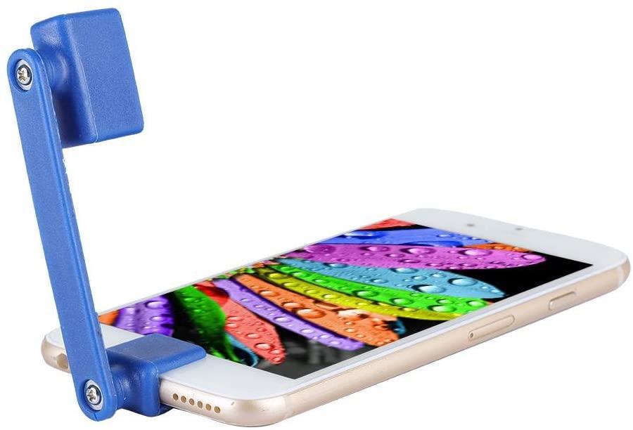 Bewinner 2Pcs Phone Repair Holders for Phone Screen Repair Universal Adjustable LCD Screen Phone Clamp Repair Stand Holder Clip Tool for iPhone/iPad