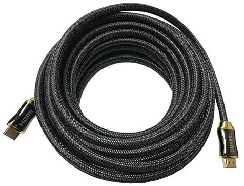 OMNIHIL 50 Feet Long HDMI Cable Compatible with Sony Wireless Speaker