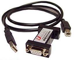 Interface Modules USB to SR 1 PT, DB9F USB to Ser Mini Conv (485USB9F-2W)