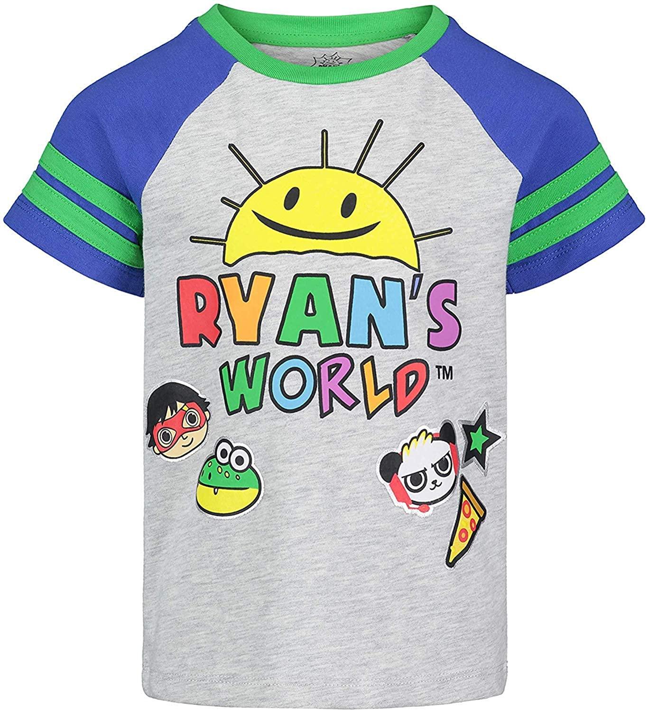RYAN'S WORLD Boys' Graphic T-Shirt