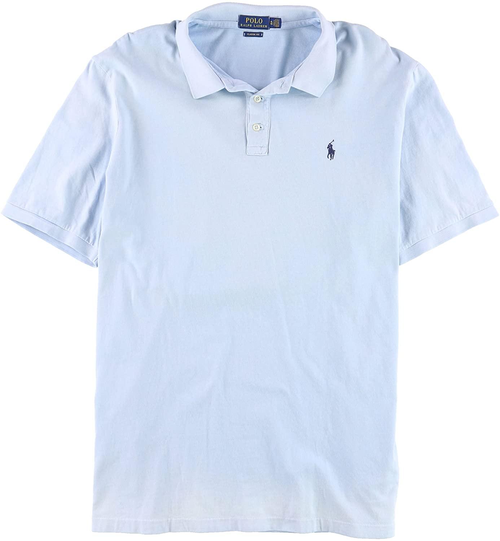 Ralph Lauren Mens Classic Rugby Polo Shirt