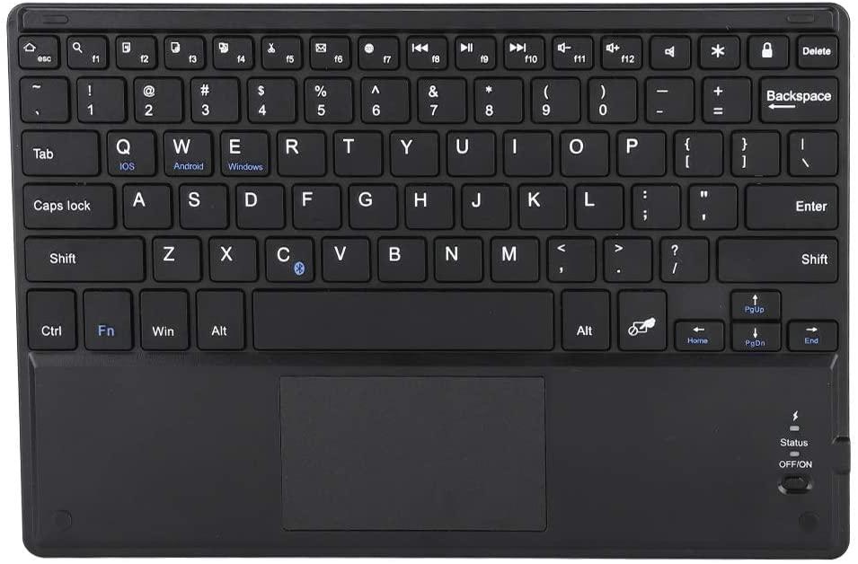 Delaman Wireless Keyboard, 10-12