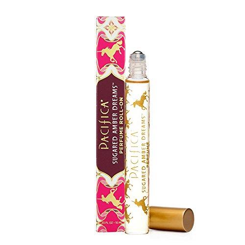 Pacifica Perfume Roll-On, Sugared Amber Dreams
