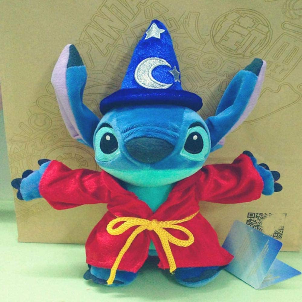 YUNZHI Plush Toys Soft Toy Kawaii Stitch Plush Doll Toys Animals Lilo and Stitch Stuffed Doll Cute Stich Plush Toys for Children Kids Birthday Gift LOL Plush Toy 20cm,Colour Name:25cm (Color : 25cm)