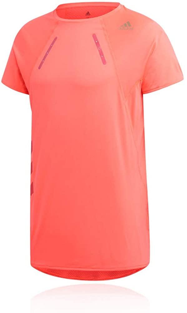 adidas Heat.RDY T-Shirt - AW20 - Large - Sigpnk