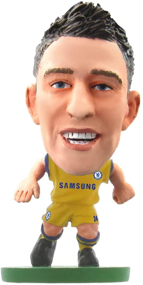 SoccerStarz Chelsea Gary Cahill Away Kit