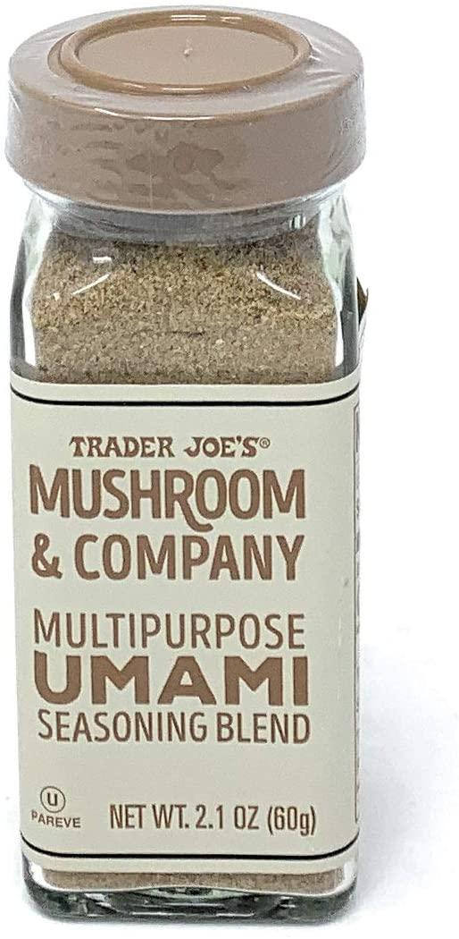 Trader Joe's Mushroom and Company Multipurpose Umami Seasoning Blend