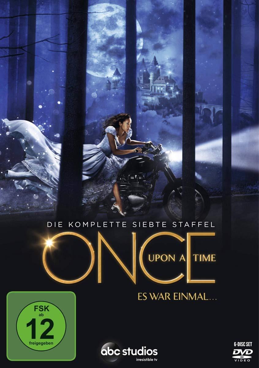 Once upon a time - Es war einmal - Staffel 7 [DVD]