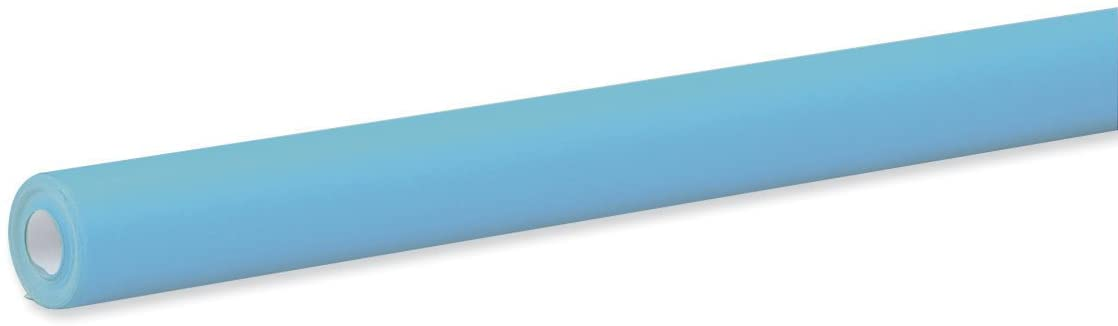 Fadeless Paper Roll, Lite Blue, 48 Inches x 50 Feet