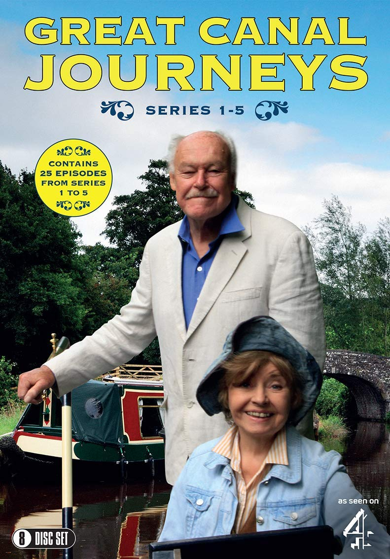 Great Canal Journeys: Series 1-5 Boxset [DVD]